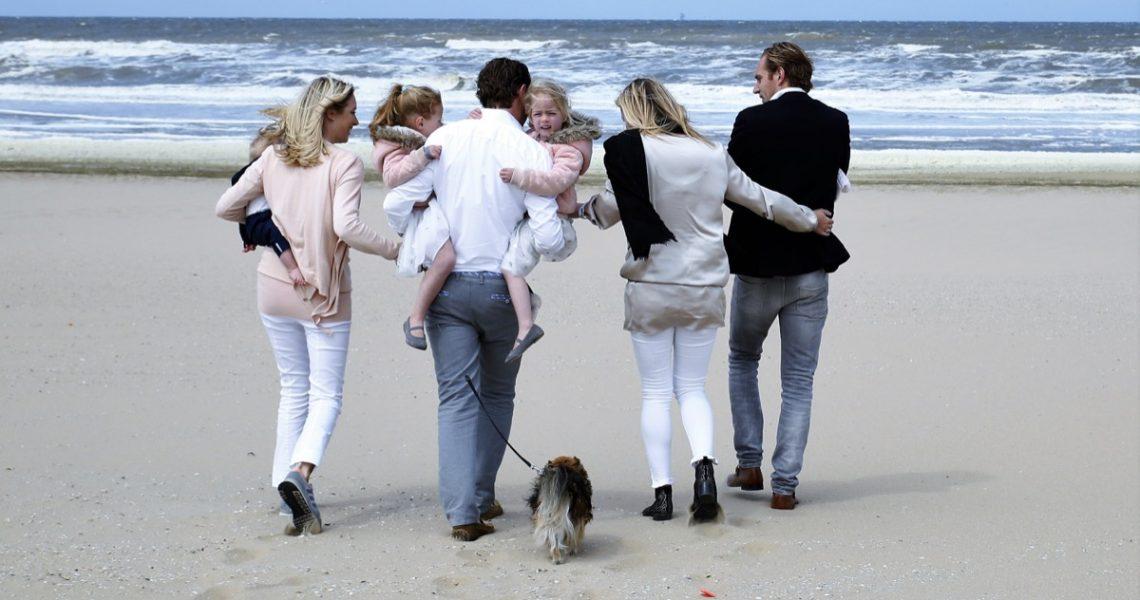 Familie Beach Shoot